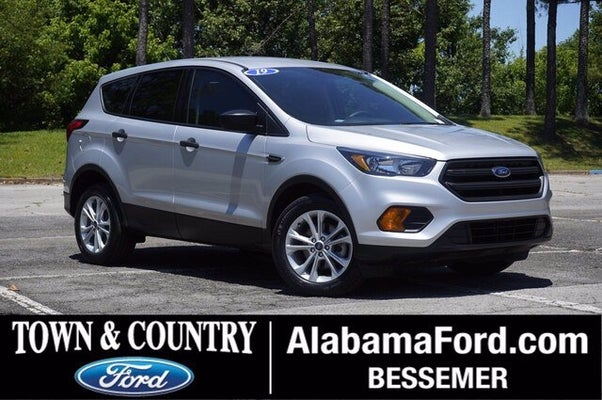 2019 Ford Escape S In Bessemer Al Town Country Of