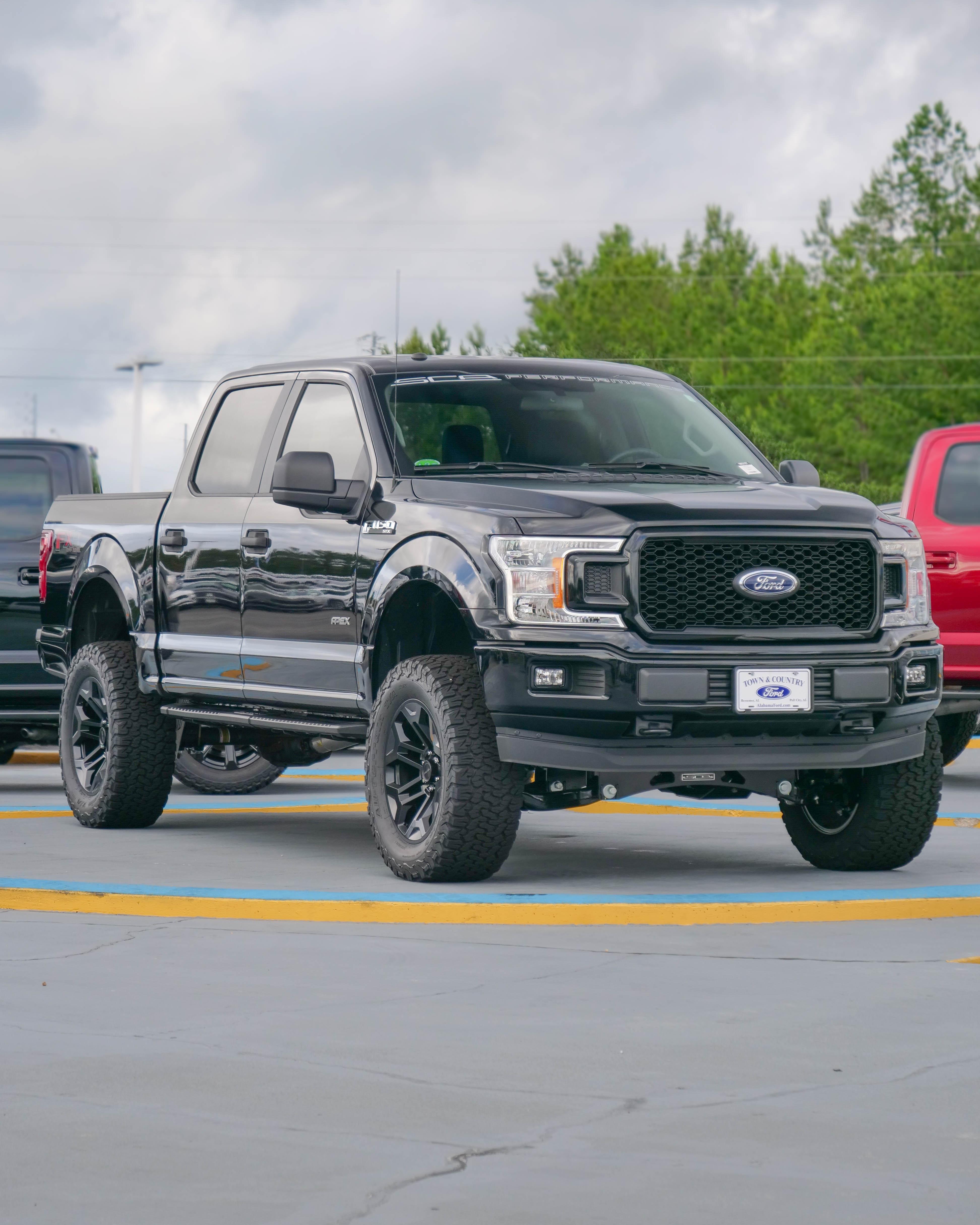 Sca Performance Lifted 4x4 Trucks: SCA Trucks